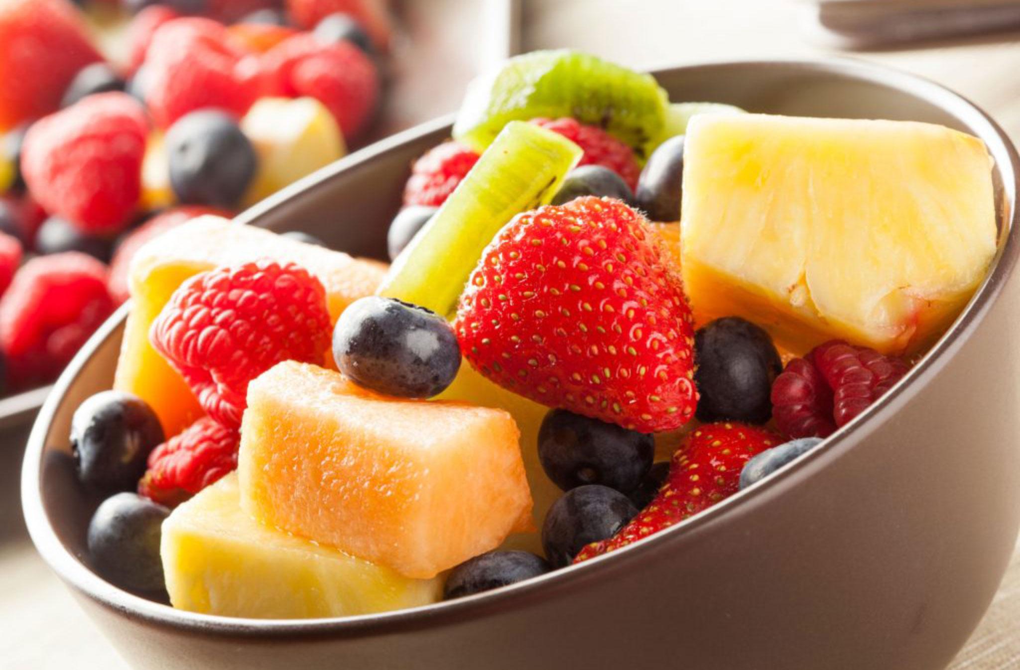 Fruit Salad Dessert Recipes Goodtoknow