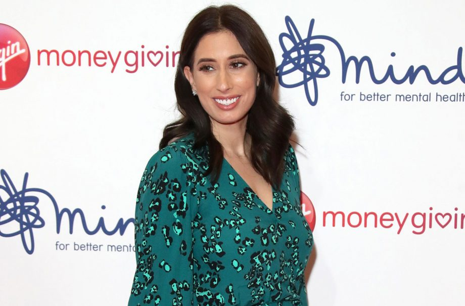 Fans praise Stacey Solomon for sharing her post-partum body in an 'inspirational' bikini snap