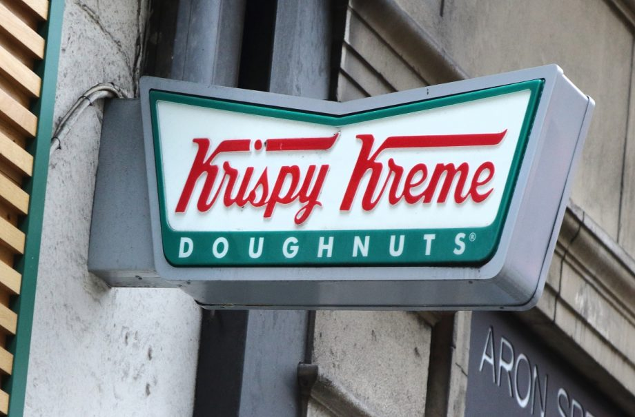 Kit-Kat and Krispy Kreme have teamed up to create TWO new doughnuts