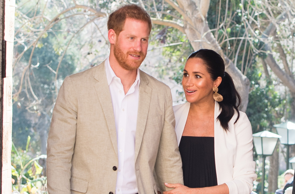 archie first holiday parents prince harry meghan markle birthday