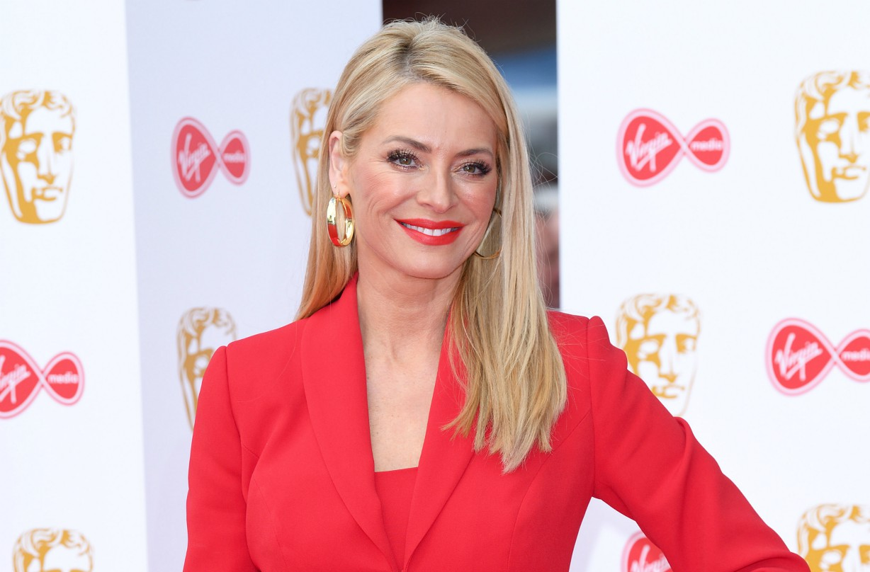 'I want to dance with Anton du Beke!' Tess Daly reveals why she's so excited for Strictly