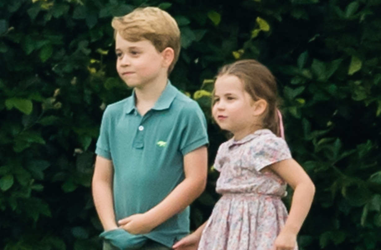prince george princess charlotte summer holiday hangout revealed