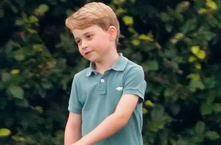 The naughty thing Prince George did at the boat race – and cameras missed it!