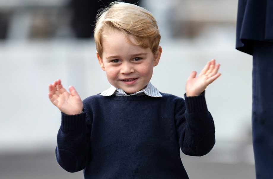 Prince George's favourite part of his holiday revealed