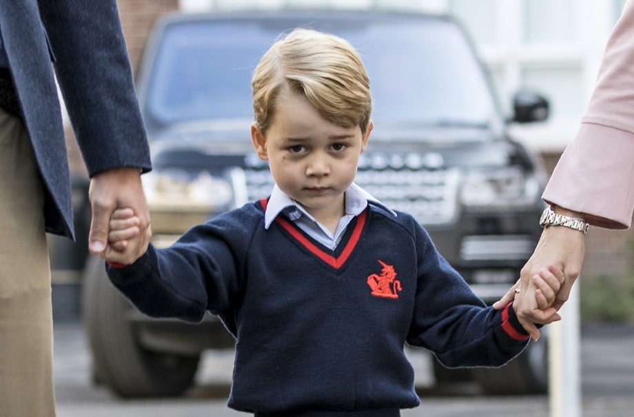 Prince George given an apology from TV host Lara Spencer after being 'mocked' for ballet lessons