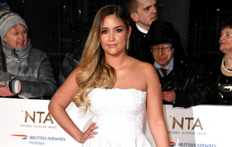 Jacqueline Jossa admits she's 'not coping at all' over daughter Ella starting school