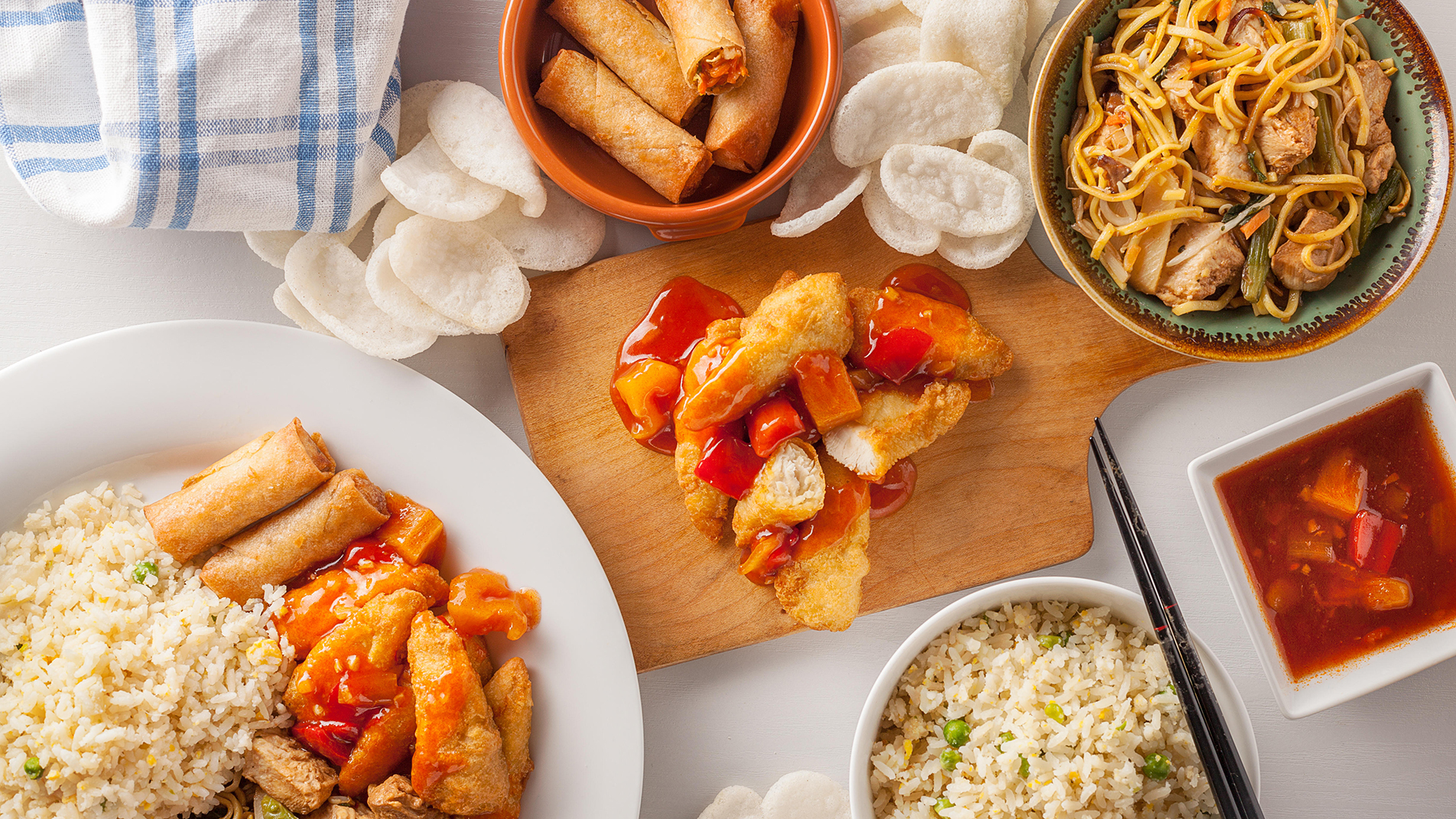 900 Calorie Dinner how to have a healthy takeaway: the best and worst options