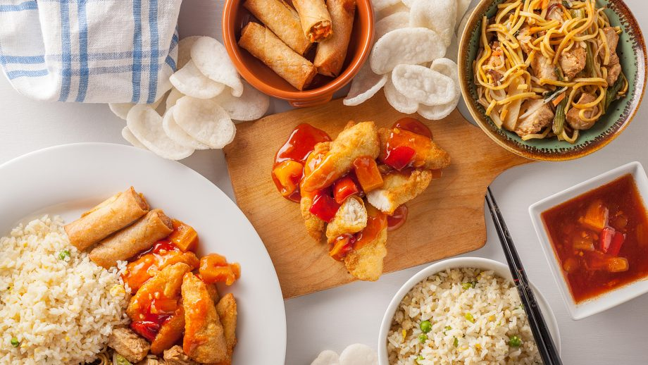 How to have a healthy takeaway: The best and worst options