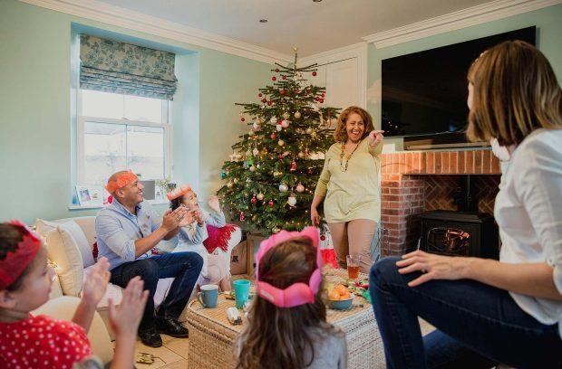Christmas Theme Party Ideas For Family.Kids Party Ideas Goodtoknow