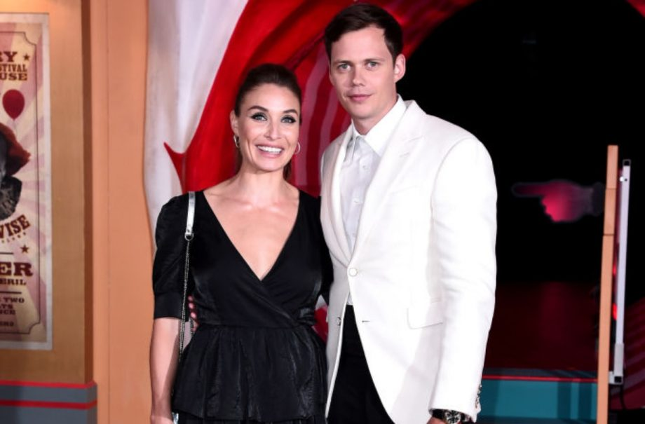 Bill Skarsgård reveals he secretly welcomed daughter with girlfriend Alida Morberg last year