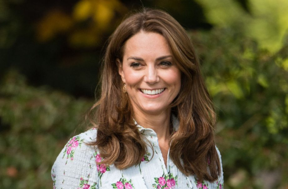 Kate Middleton pays emotional tribute to families in her speech during surprise visit