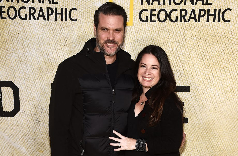 Charmed star Holly Marie Combs marries long-time partner Mike Ryan