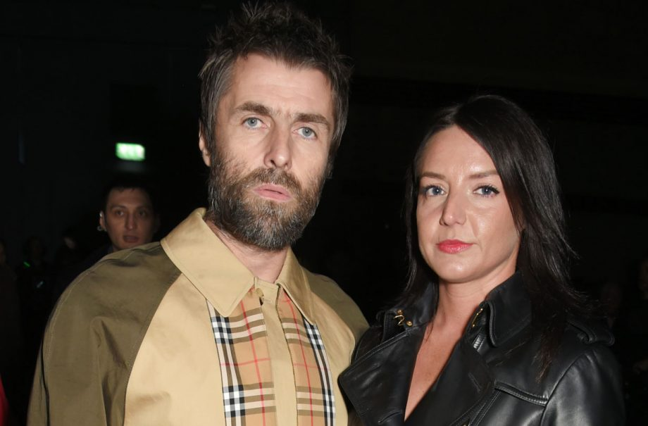 Liam Gallagher confirms he's engaged to long term partner Debbie Gwyther