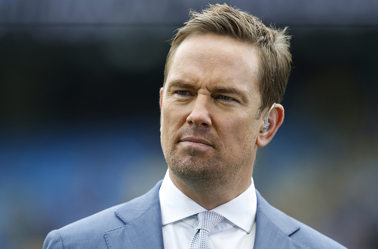 Simon Thomas reveals telltale sign wife had cancer