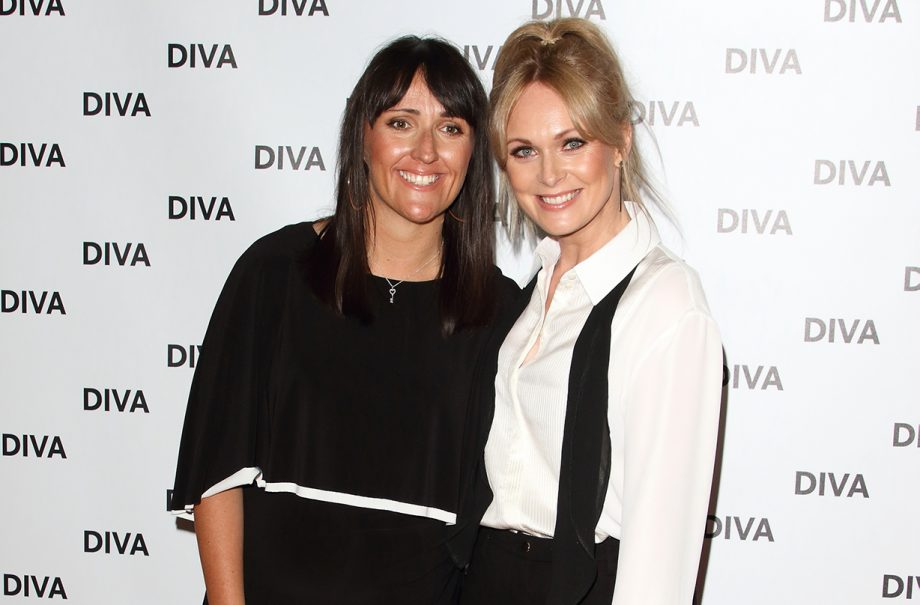 Emmerdale's Michelle Hardwick marries partner Kate Brooks
