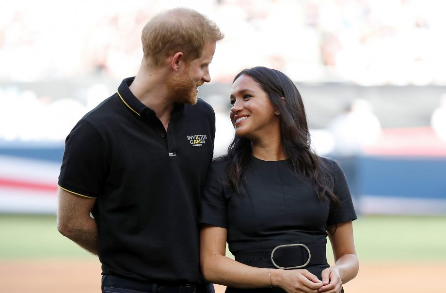 Meghan Markle shares new picture of Archie in beautiful tribute for Prince Harry's birthday
