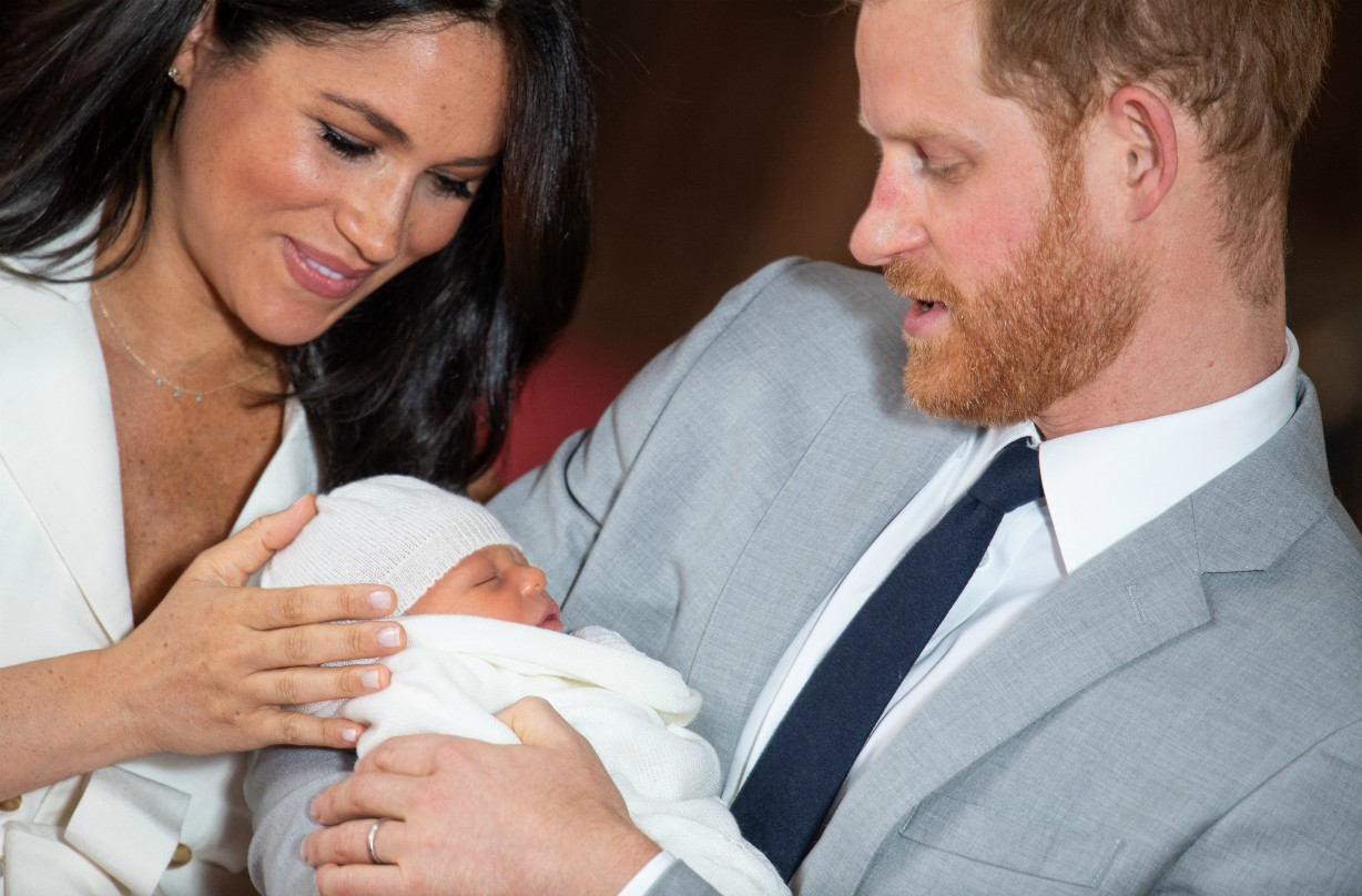 baby archie making history south africa royal tour