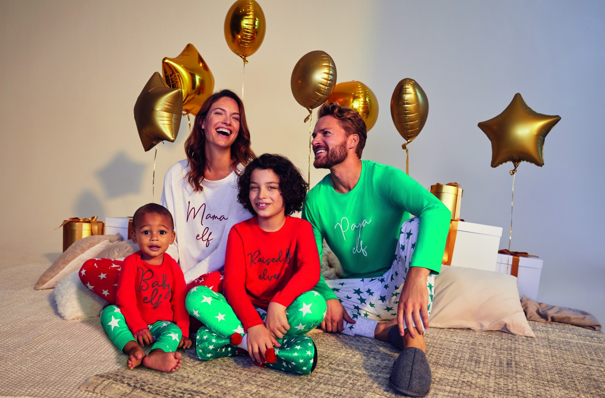 Matching family Christmas pyjamas: The best matching pjs