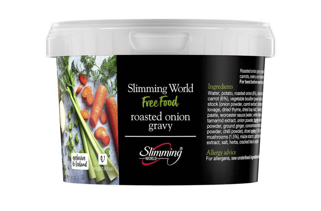 Iceland Slimming World Ready Meals Range Adds 9 New Dishes