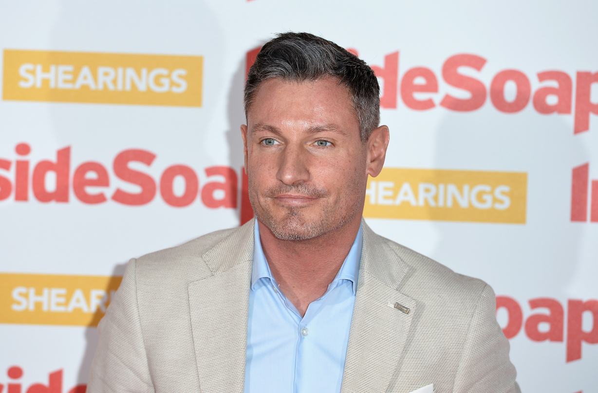 EastEnders' star Dean Gaffney reveals sad family loss in emotional Instagram post