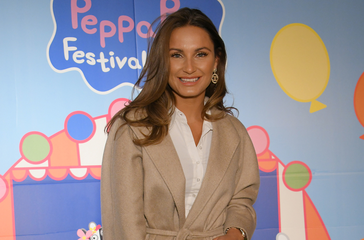 Sam Faiers launches kids clothing range with River Island