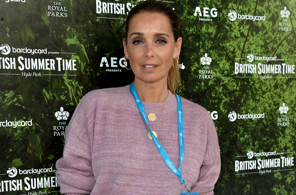 louise redknapp discusses jamie redknapp split