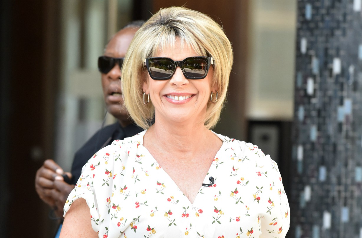 'I'm done with dieting!' Ruth Langsford embraces her post-menopause body