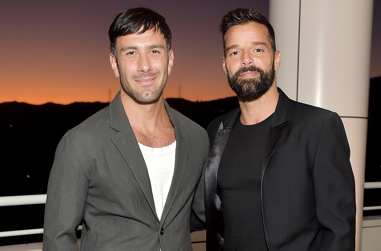 ricky martin welcomes fourth child