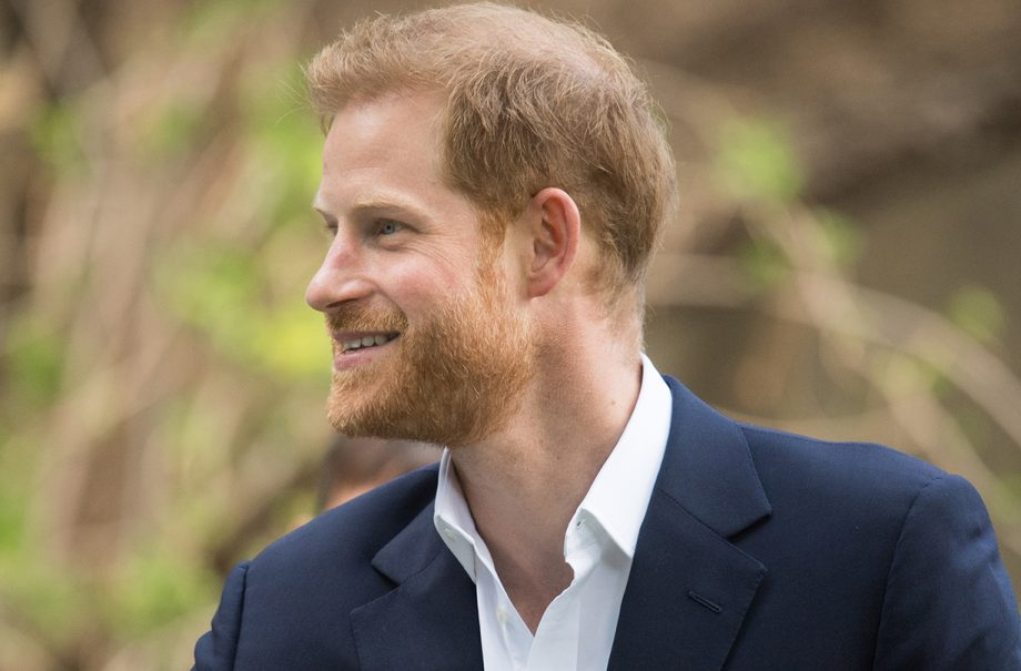 prince harry ed sheeran hilarious video world mental health day