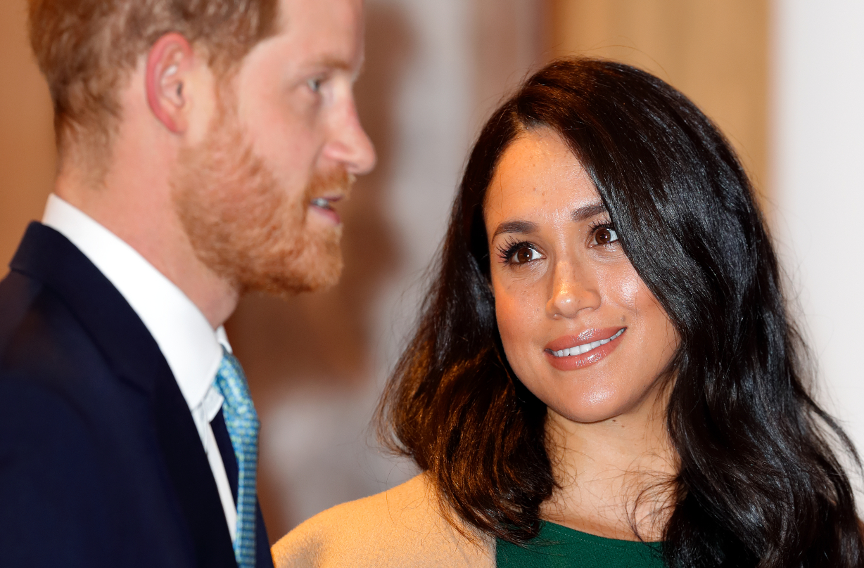 Royal fans gush after Meghan Markle reveals Prince Harry's sweet nickname