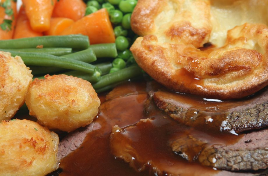 Aldi are selling giant Yorkshire puddings filled with an entire roast dinner for just £1.99