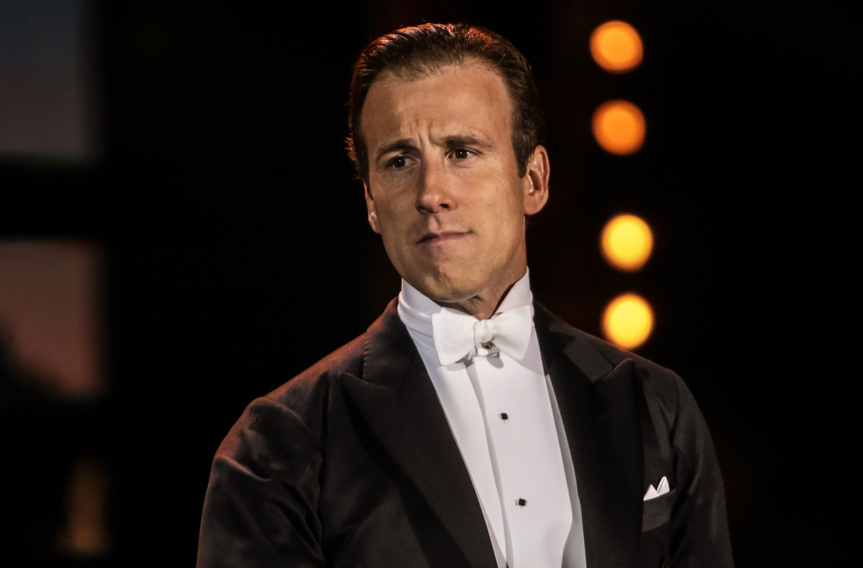 Viewers distracted by Anton du Beke's hair during This Morning appearance
