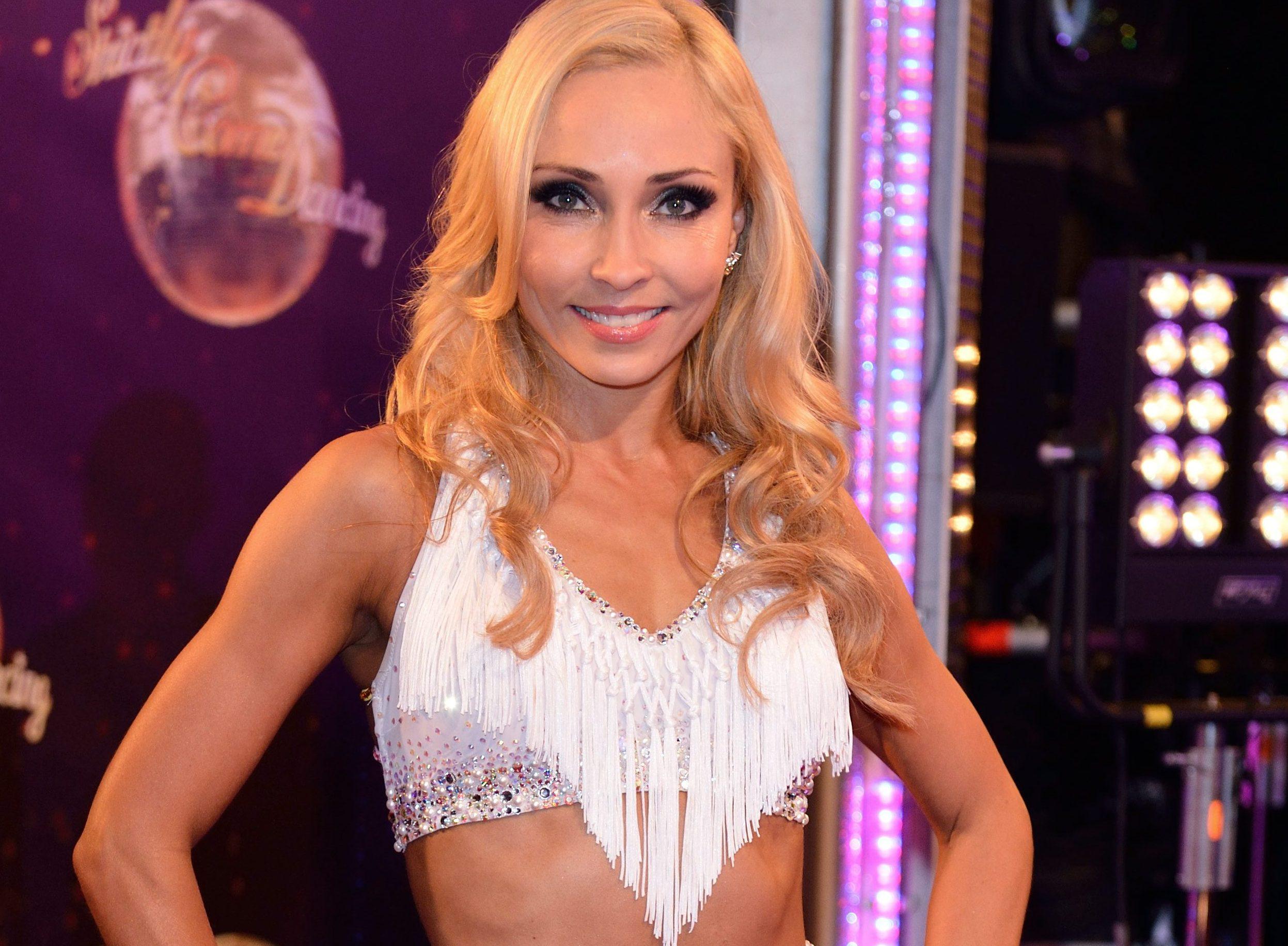 Former Strictly star Iveta Lukosiute