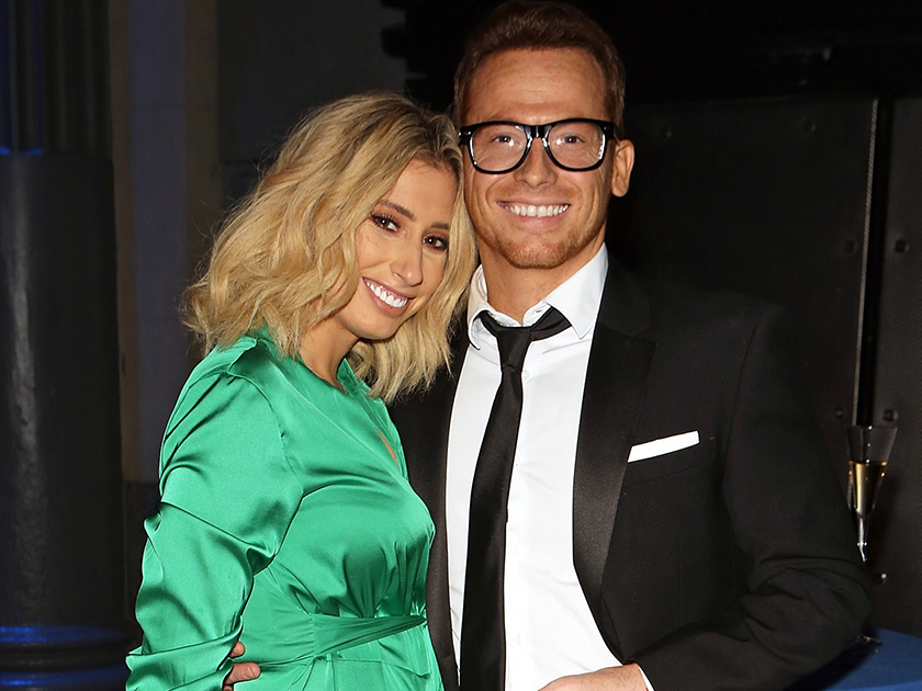 stacey solomon never marry joe swash