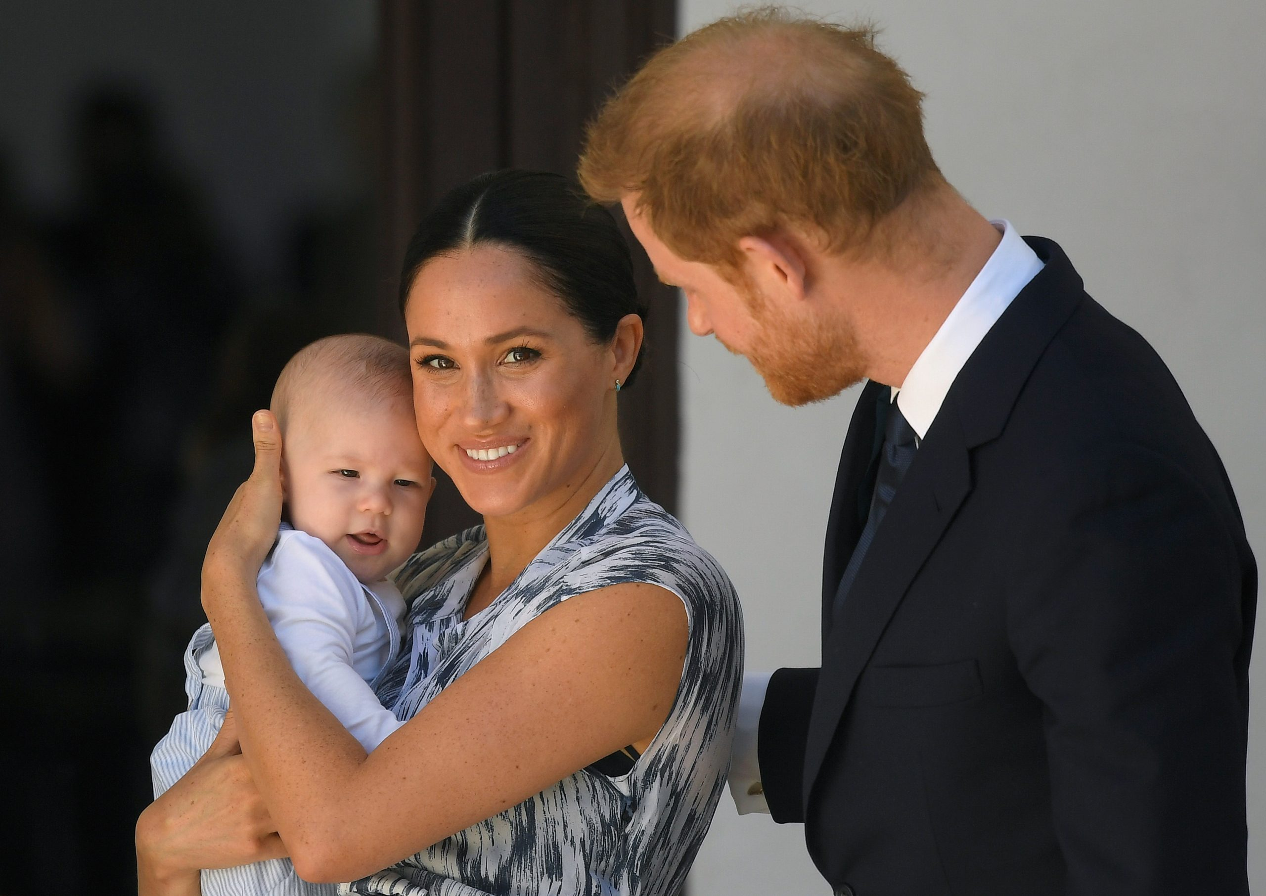 Baby Archie news