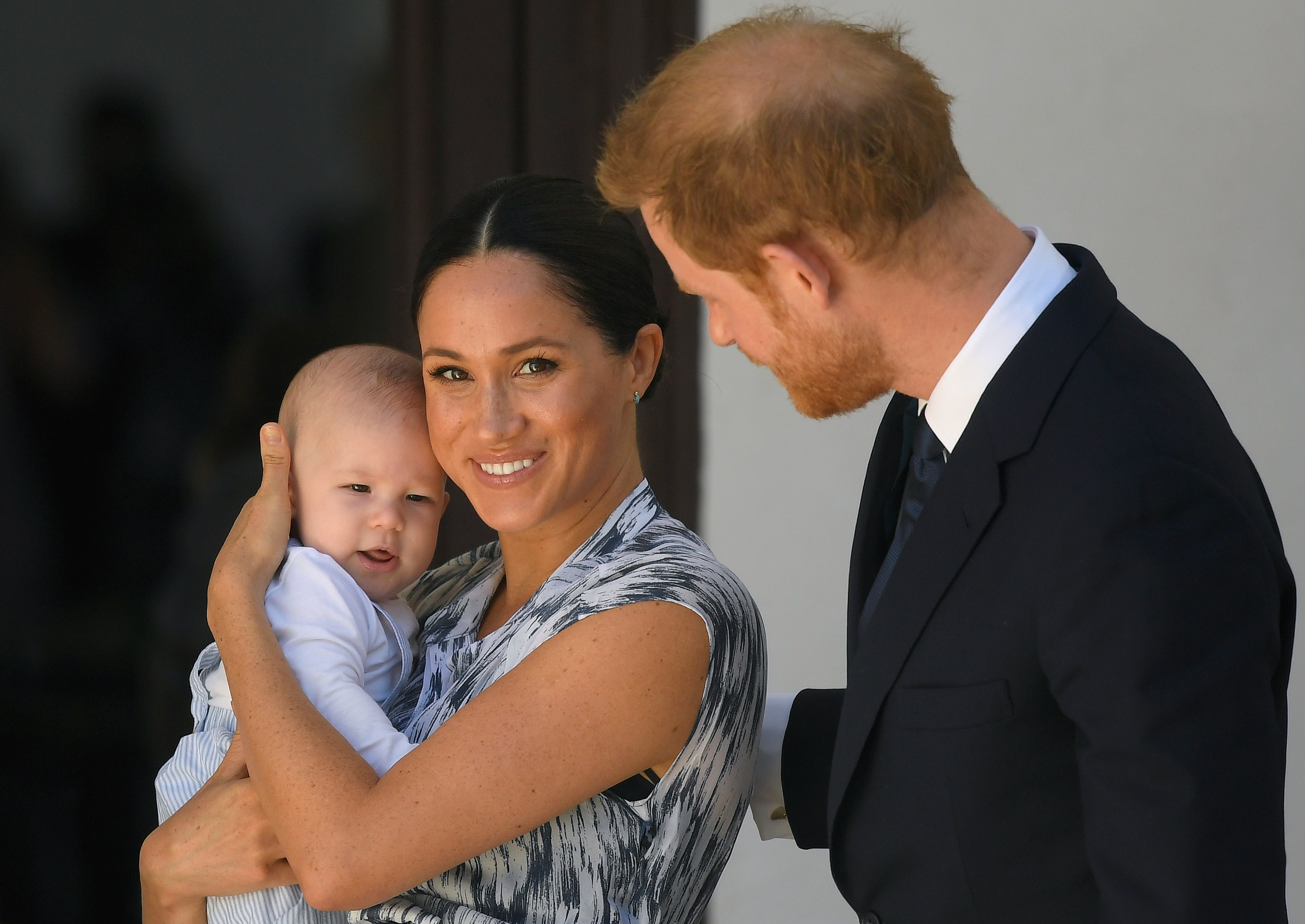 'My heart is melting' Viewers distracted by hidden adorable moment between Prince Harry and baby Archie during documentary