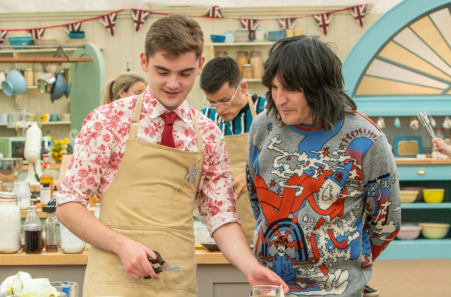 Great British Bake Off contestant makes emotional tribute on this week's show