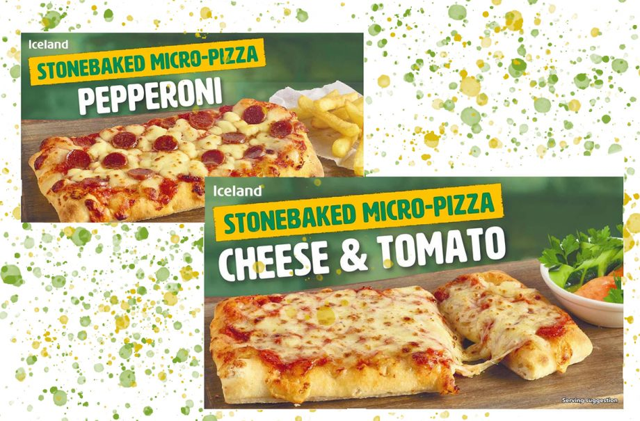 Iceland Launches The Uks First Microwavable Stonebaked Pizza