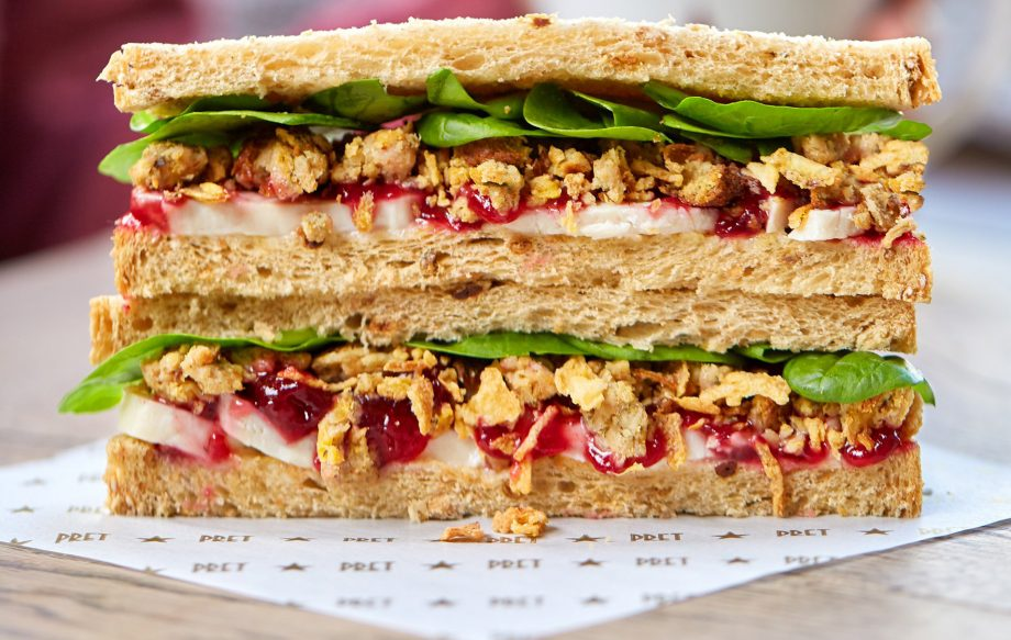 Best Christmas sandwiches 2019
