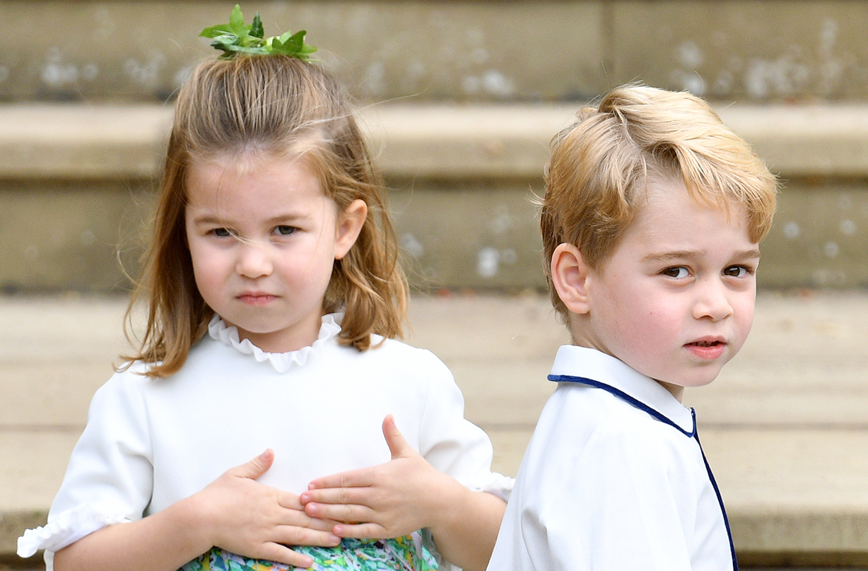 prince george princess charlotte arguments