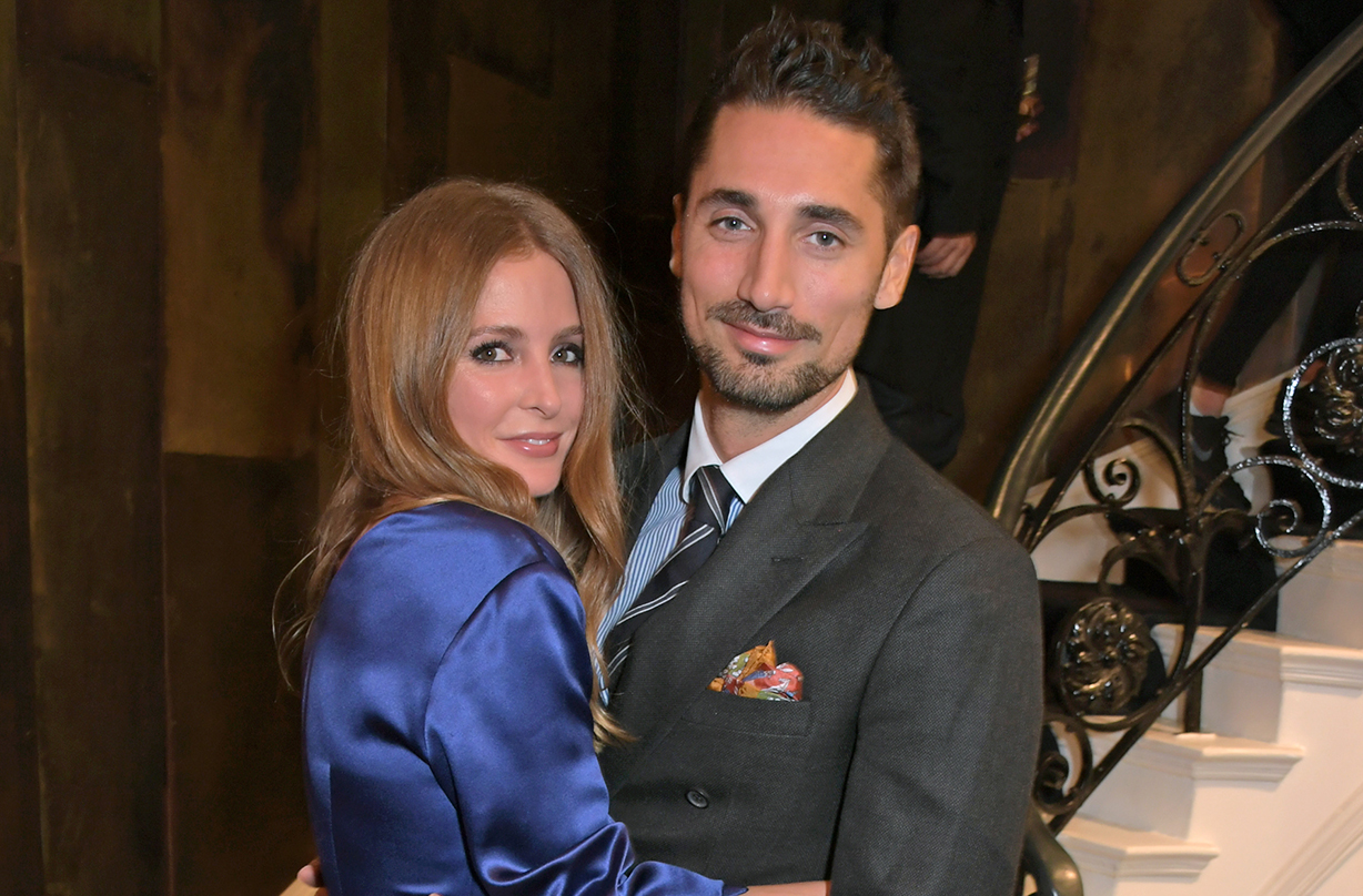 Millie MacKintosh expecting first child
