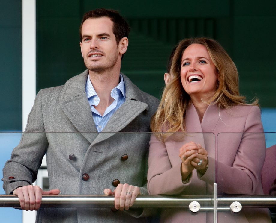 andy murray and wife kim