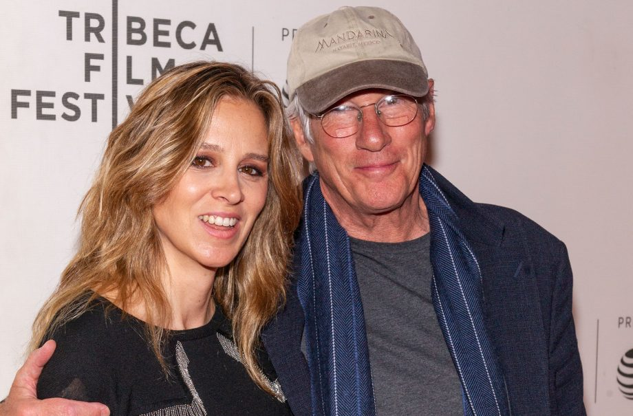 Richard Gere and his wife Alejandra reportedly expecting ...Richard Gere 2013 Wife
