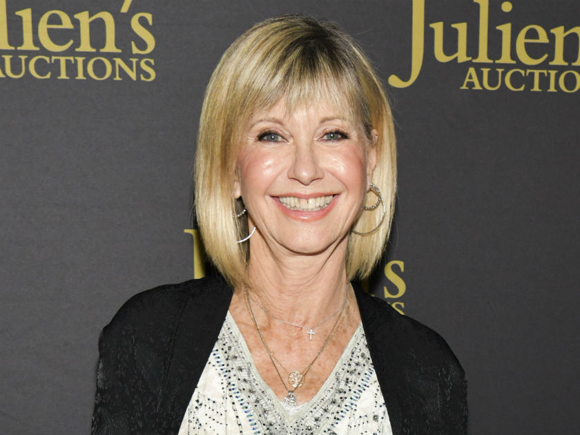 Olivia Newton-John opens up about her cancer diagnosis: 'I'm grateful to be getting older'