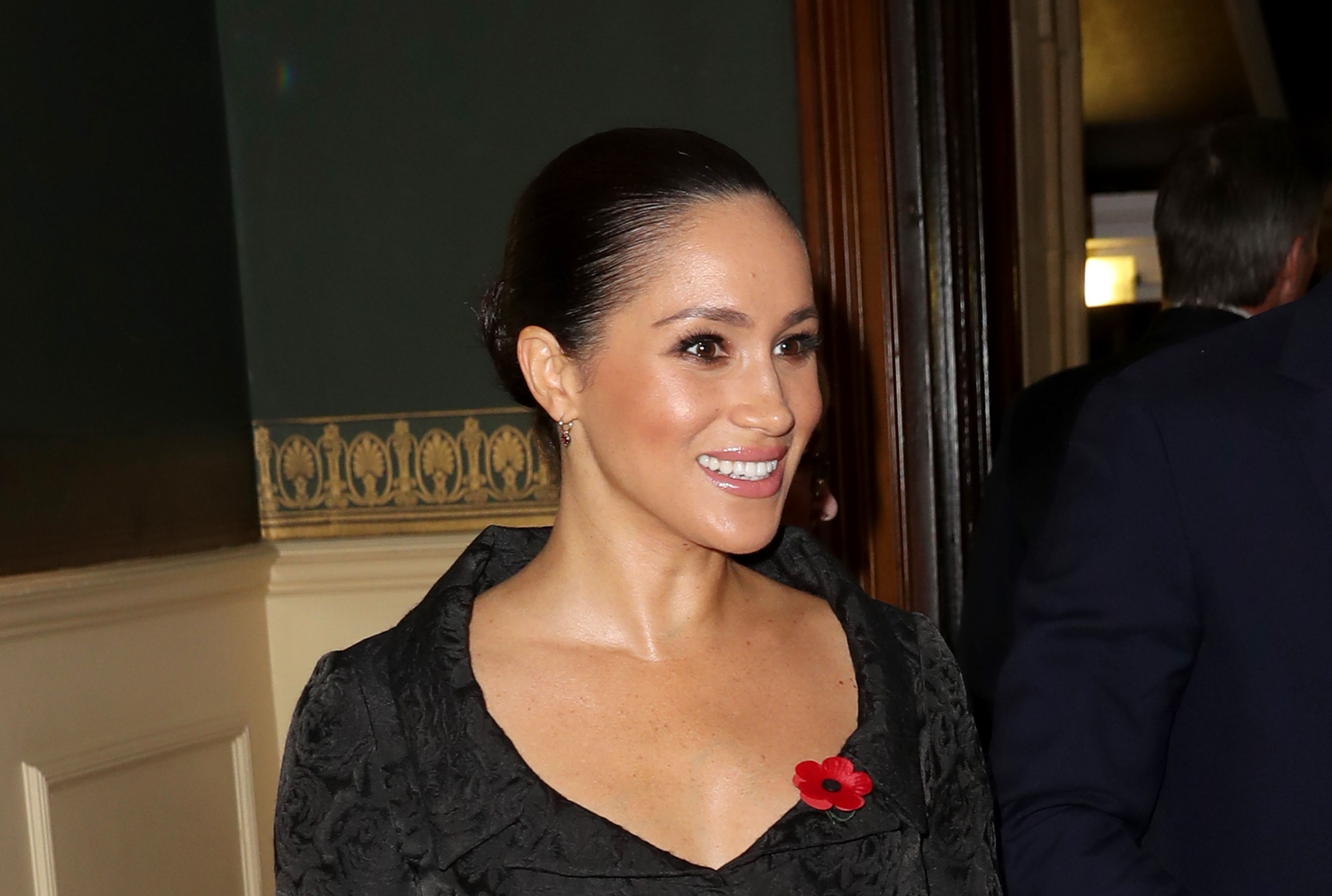 Royal fans think there's another telltale sign Meghan Markle is pregnant