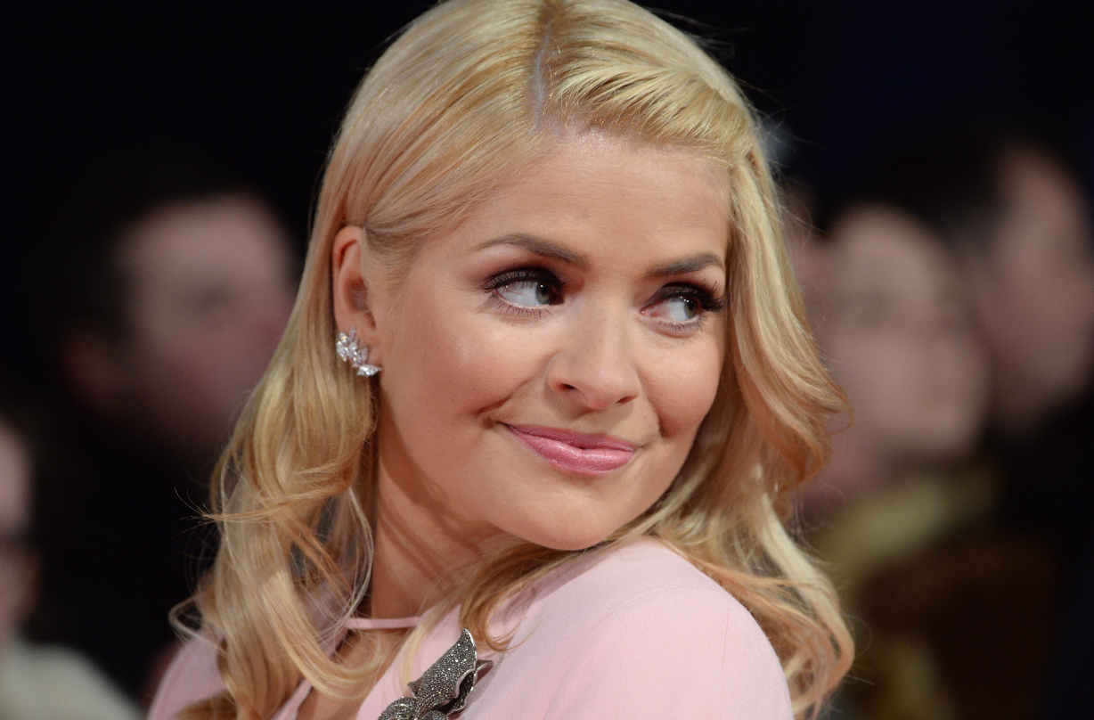 'It's quite a normal way to meet someone' Holly Willoughby forced to defend her relationship with husband Dan during This Morning debate