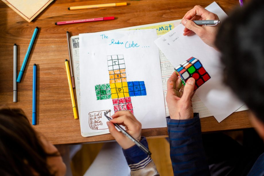 Children who do puzzles reduce demntia risk