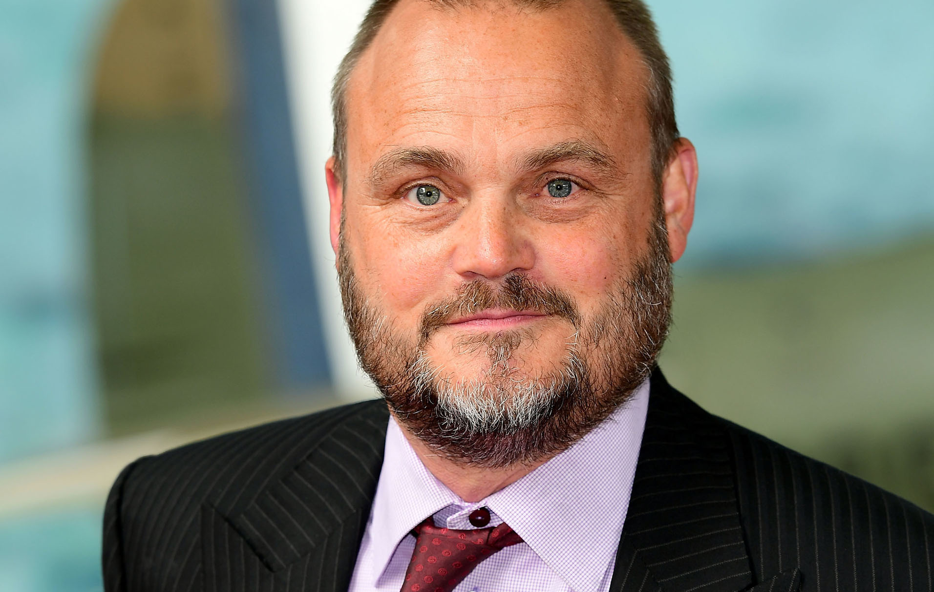 Al Murray stem cell donor