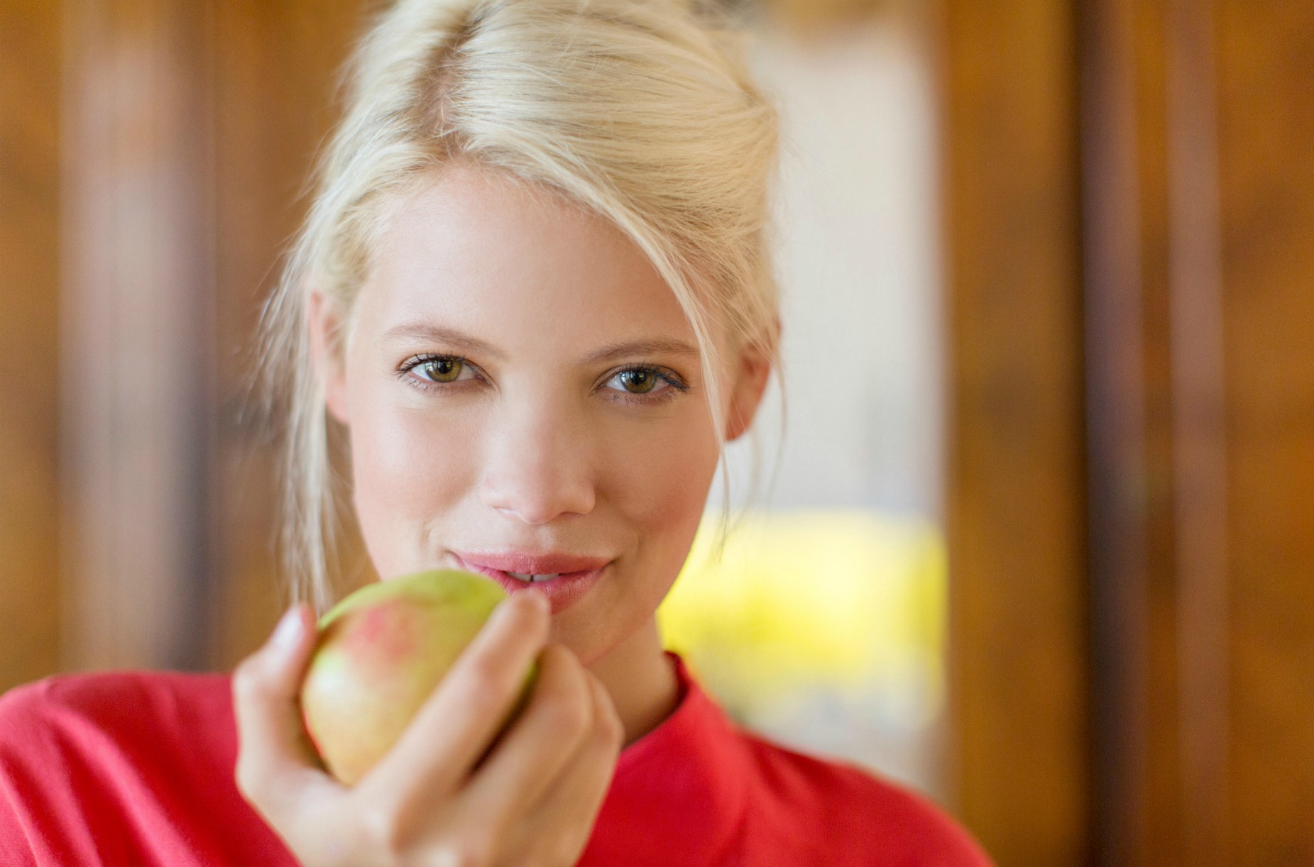 eating apples for a week to lose weight