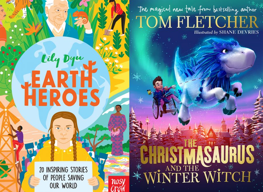 What are the best books to give children this Christmas?